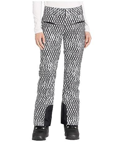 Obermeyer Bliss Pants (Black/Bianco) Women