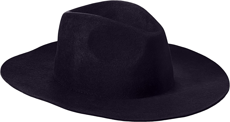 'ale by alessandra Women's Davona Adjustable Floppy Felt Hat