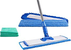 Explore microfiber mops for hardwood floors