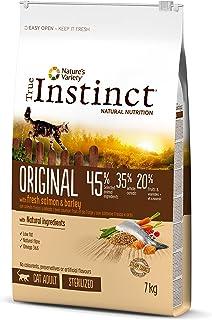 comprar comparacion True Instinct Original - Pienso para Gato Esterilizado Adulto con Salmón - 7kg