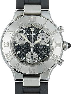 Cartier Must 21 Chronoscaph Watch W10125U2