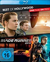 Blade Runner 2049 & Arrival: Best of Hollywood - 2 Movie Collectors Pack
