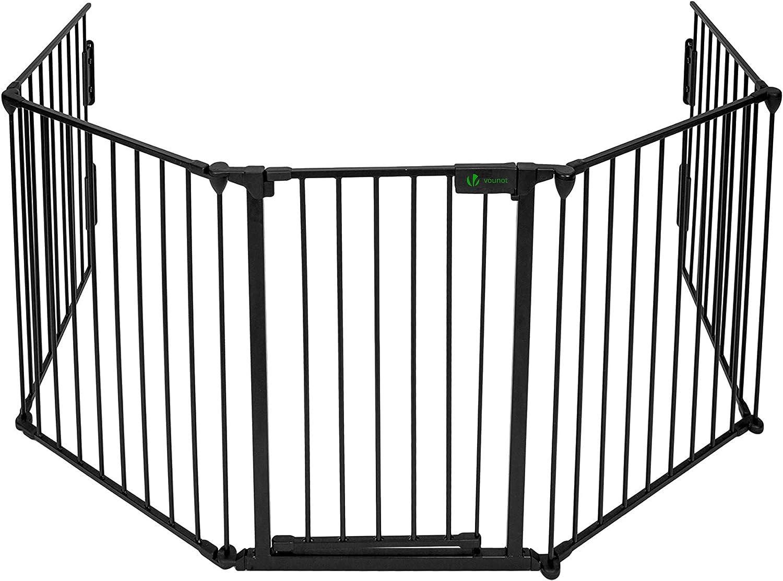 La mejor barrera de Seguridad para Niños y Mascotas en general