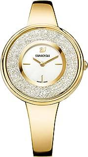 Ladies' Swarovski Crystalline Pure Gold Tone Watch 5269253