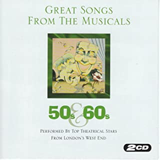 musicals from the 50s and 60s
