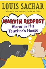Marvin Redpost #4: Alone in His Teacher's House Kindle Edition