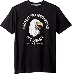 Volcom Kids Skate Free Short Sleeve Tee (Big Kids)