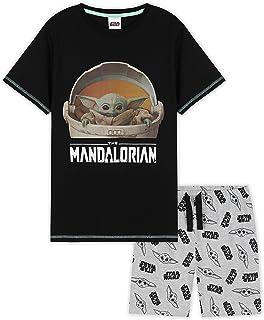The Mandalorian Boys Pyjamas, Boys Short Pyjamas Set, Baby Yoda Gifts