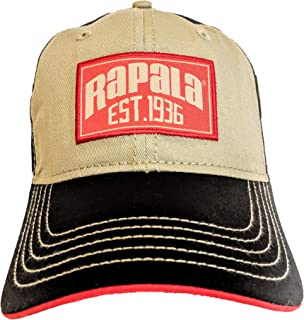 Rapala Vintage Style Two Toned Baseball Hat