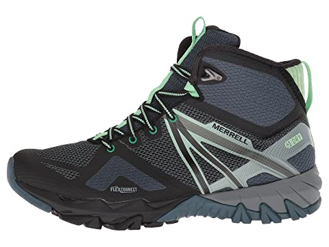 Merrell Mqm Flex Mid Waterproof At Zappos Com
