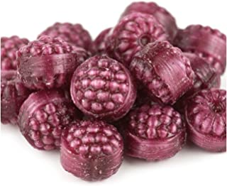Filled Raspberries Hard Christmas Candy 1 pound