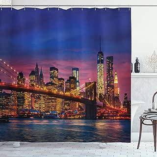 new york themed bathroom decor
