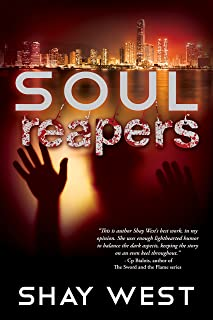 Soul Reapers (Eli and Ava Novels Book 2)