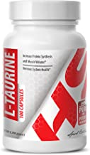 Fat Loss Supplement - L-Taurine 500MG - Taurine Capsules 500 mg - 1 Bottle (100 Capsules)