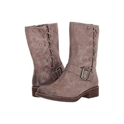 Sofft Belmont (Smoke Distressed Foil Suede) Women