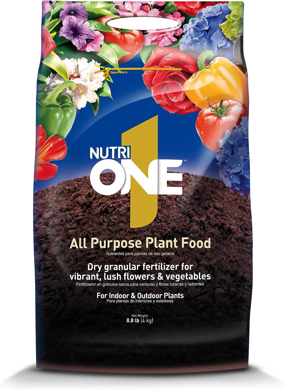 奉呈 NutriONE 本物 710300A All Purpose Food Plants for Indoor F Outdoor