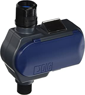 DIG EVO100 Hose End Watering Timer, Gray