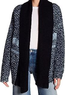 JOHN & JENN Women's Marled Knit Cardigan Sweater