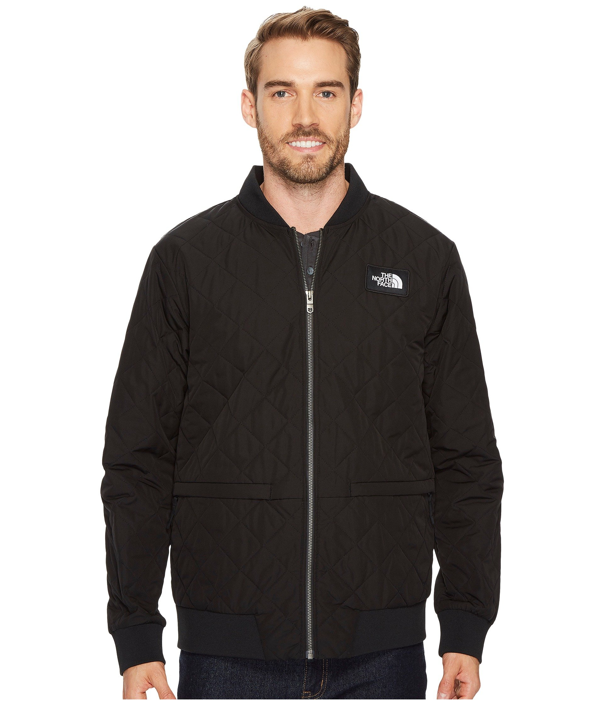 The North Face Distributor Jacket (TNF Black/Turbulence Grey)