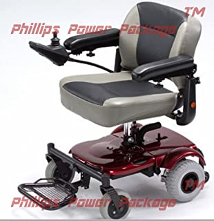 Merits Health Products - EZ-GO- Travel Power Chair - 18