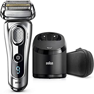 Braun Series 9 Electric Shaver for Men 9292cc, Wet and Dry, Integrated Precision Trimmer, Rechargeable and Cordless Razor ...