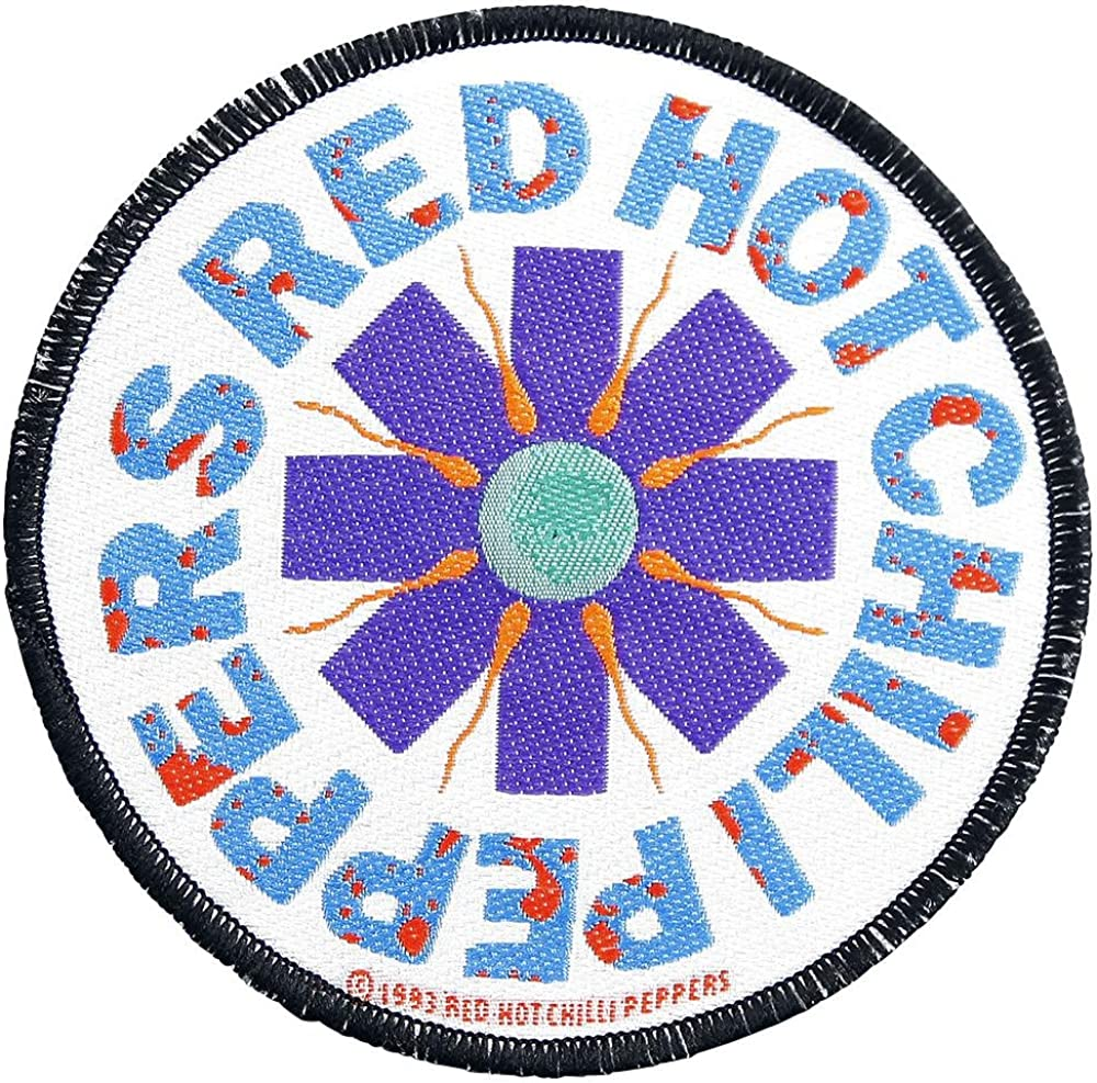 RED HOT CHILI PEPPERS SPERM Ranking TOP10 Patch Popular brand in the world