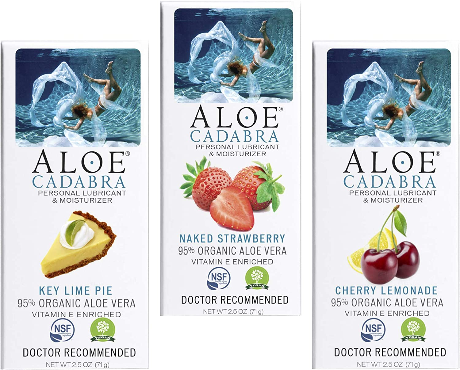 Aloe 70% OFF Outlet Cadabra Natural Philadelphia Mall Lubricant Organic B Flavored Water Assorted