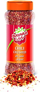 Bayara Chilli Crushed, 330 ml - Pack of 1