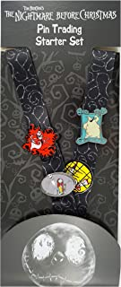 Disney Pin Accessory - Pin Trading Starter Set - Nightmare Before Christmas