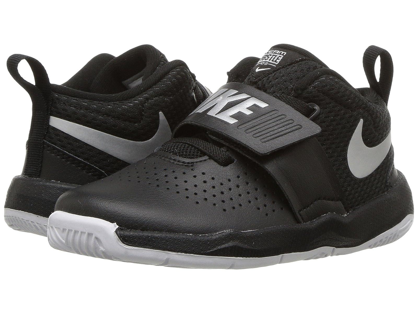 Nike Kids Team Hustle D8 (Infant/Toddler)Atmospheric grades have affordable shoes