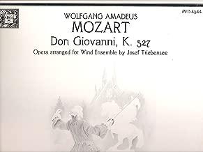 Wolfgang Amadeus: Mozart: Don Giovanni K