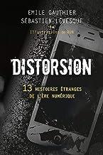 Livres Distorsion : 13 histoires étranges de l'ère numérique illustrées par RUN PDF