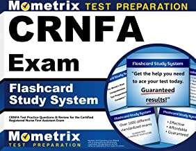 CRNFA Exam Flashcard Study System: CRNFA Test Practice Questions & Review for the Certified Registered Nurse First Assistant Exam (Cards)