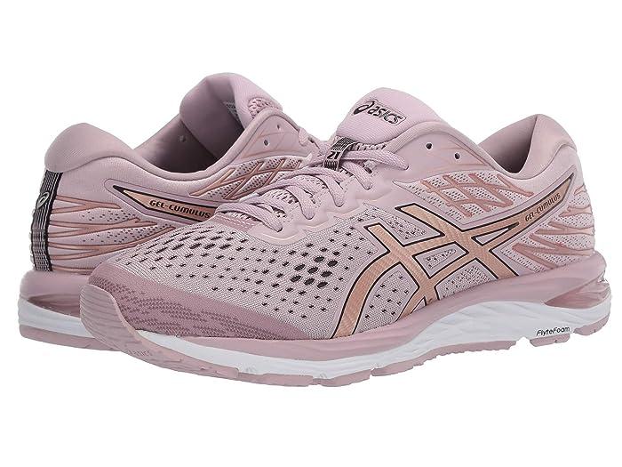 ASICS  GEL-Cumulus 21 (Watershed Rose/Rose Gold) Womens Running Shoes