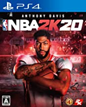 2K Games NBA 2K20 for SONY PS4 PLAYSTATION 4 JAPANESE VERSION
