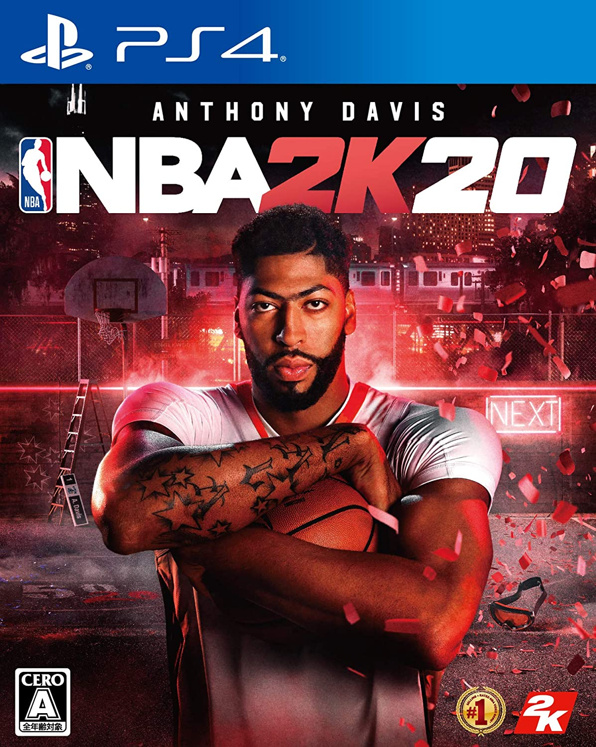 Manufacturer OFFicial shop 2K Games NBA High material 2K20 for SONY JAPANESE 4 VERSION PLAYSTATION PS4