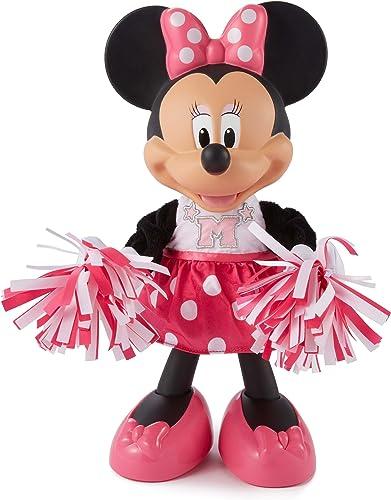 alto descuento Disney - Figura de Minnie Mouse (Incluye (Incluye (Incluye Traje de Animadora)  entrega rápida