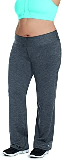 Champion Women's Plus-Size SmoothTec Semi-fit Pant