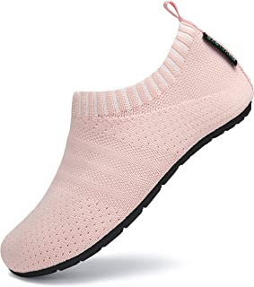 SAGUARO Chaussures Enfant Bébé Maison Chaussons pour Garçons Fille Gr.21-37