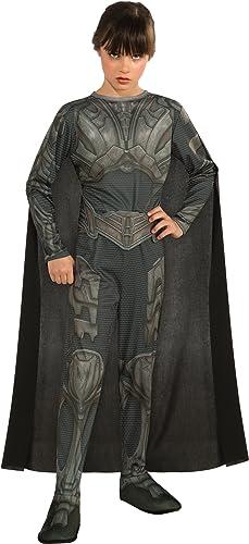 Girl 's FAORA von Superman Man of Steel Tween Kostüm