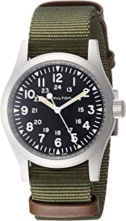 Best hamilton khaki field mechanical power reserve Reviews