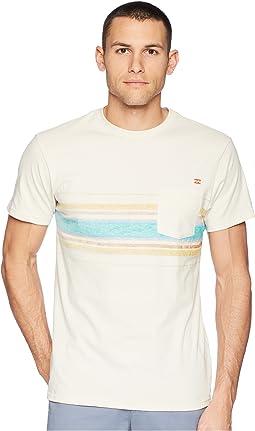Billabong Team Stripe T-Shirt