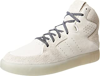 adidas Originals Men's Tubular Invader 2.0 Leather Sneakers