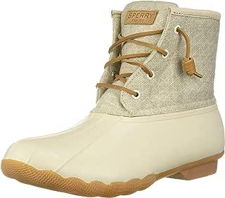 Women's Saltwater Emboss Wool Boots