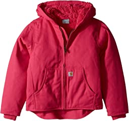 Carhartt Kids - Redwood Sherpa Lined Jacket (Little Kids)