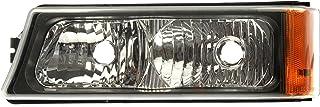 Dorman 1630067 Front Driver Side Turn Signal / Parking Light Assembly for Select Chevrolet Models