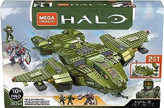 Mega Construx Halo Infinite Vehicle - Pelican Inbound, Multicolor, GNB28