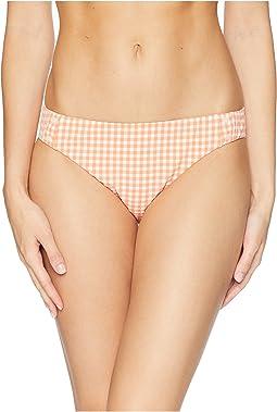 Capri Gingham Charmer Bikini Bottom