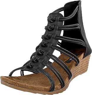Mochi Women's Traditional Fashion Sandals