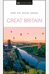 DK Eyewitness Great Britain (Travel Guide) Kindle Edition